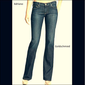 AG | The Angel Women's Jeans 25R Bootcut Blue